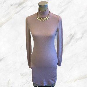4/$30 🌺 F21 | Light Lilac Purple Bodycon Dress